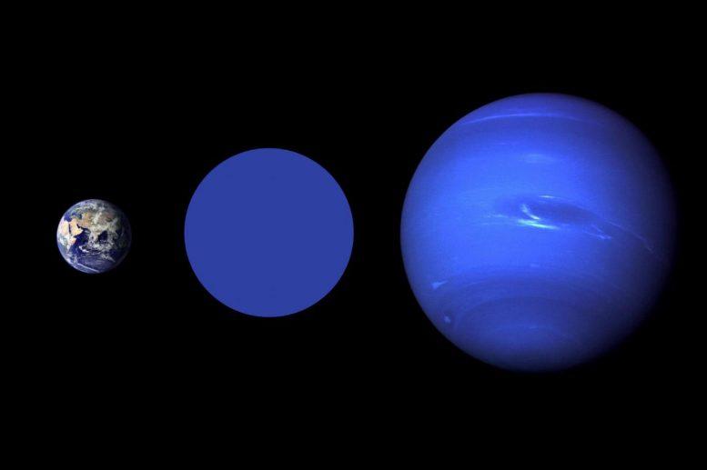天文学家发现狼503b,一个exoplanet两倍的地球大小