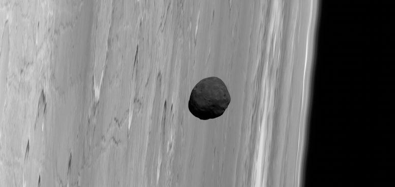 Martian Moon Phobos可能已经由家庭行星的影响形成