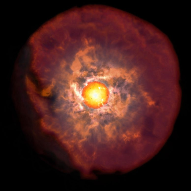 新研究完全改变了我们对恒星演变的理解