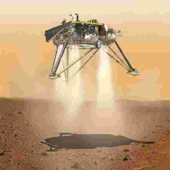 关于InSight即将登陆火星的五件事