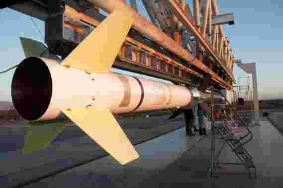 Foxsi Mission将用X射线愿景查看太阳