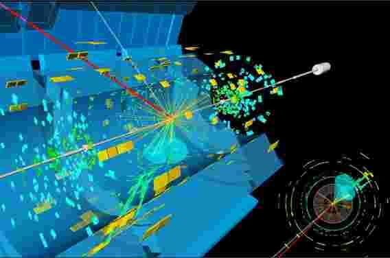 ATLAS实验观察到希格斯玻色子的衰变特征