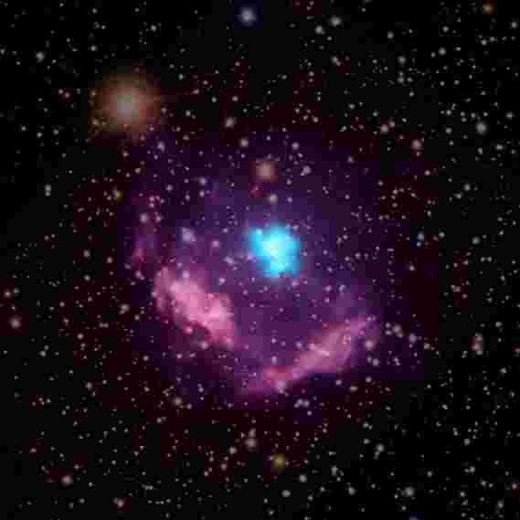 KES 75:以银河系中最年轻的已知脉冲线