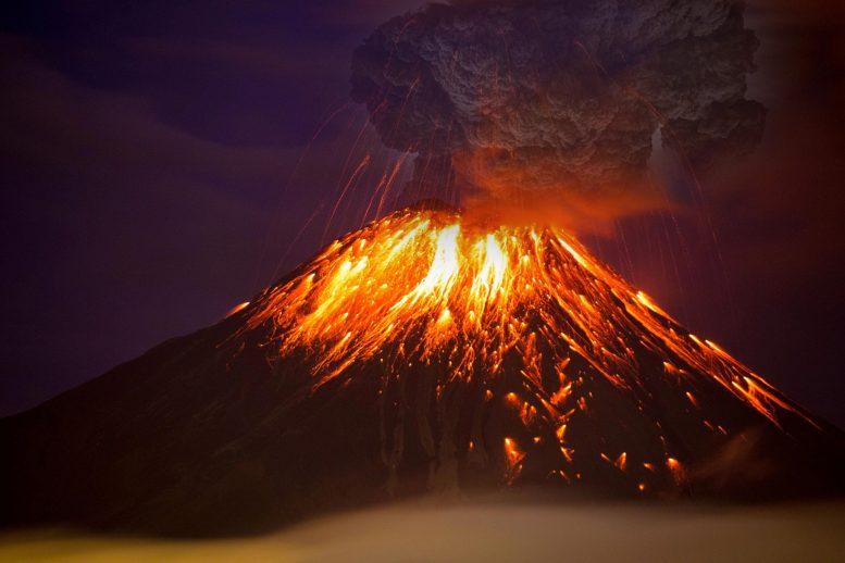 地质学家揭开的新火山喷发预测技术