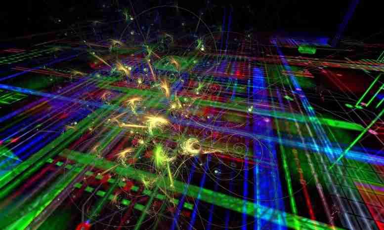 强大的新电子产品可以在混乱的边缘创造出来