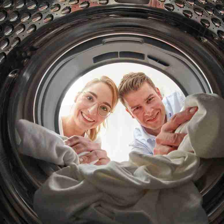 警告:洗衣机传播的抗细菌细菌