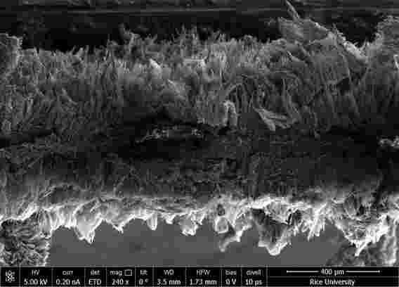 激光诱导的石墨烯过滤器捕获并终止细菌