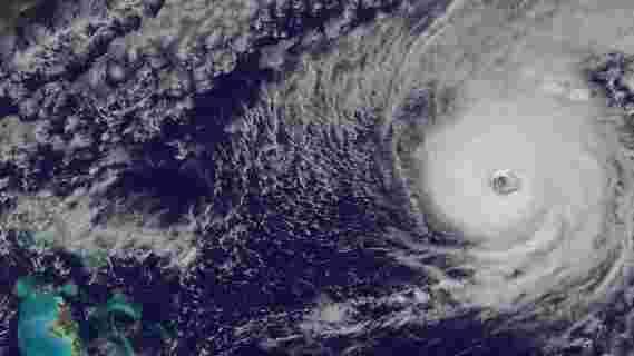 研究揭示了飓风如何影响深海生态系统,碳循环